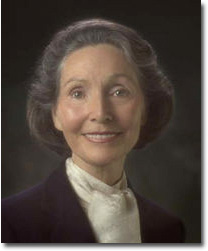 Ilse Marie Issels, wife of Dr. Joseph Issels