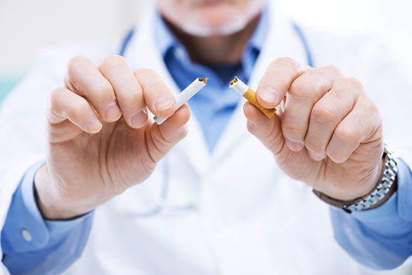 Lung Cancer Cells May be Primed for Cancer through Smoking